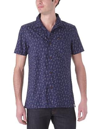Lee Camisa Dixie (Azul)