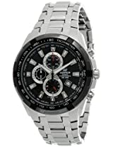 Casio Edifice Tachymeter Chronograph Multi-Color Dial Men's Watch - EF-539D-1AVDF (ED369)