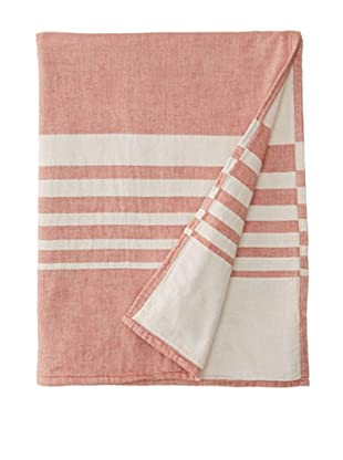 Nine Space Bali Throw, Red