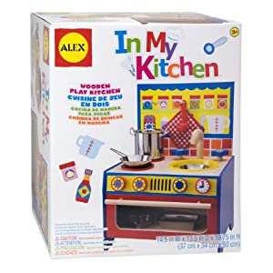 ALEX® Toys - Pretend & Play In My Kitchen 15WN