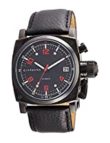 Giordano Analog Black Dial Men's Watch - 1421-04