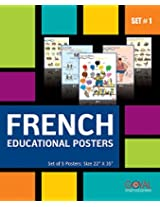 French Educational Posters - Set # 1
