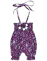 Little Darlings All Over Printed Bubble Romper - Multicolour (0 - 24 Months)