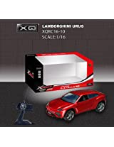 XQ 1:16 Remote Controlled Lamborghini Urus, Multi Color