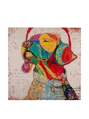 Arte dal Mondo  Wandbild Edgar Ramirez Cane