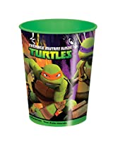 16oz Teenage Mutant Ninja Turtles Plastic Cup