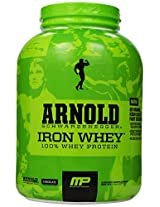 Arnold's Iron Whey -  5 lbs (Chocolate)