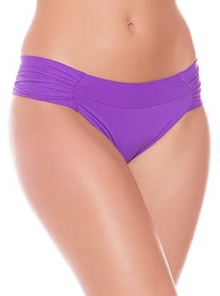 Ana Durán Braguita Bikini HIP HOP (Púrpura)