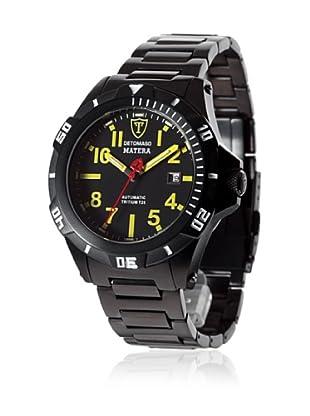 DETOMASO Uhr Automatic schwarz 50  mm
