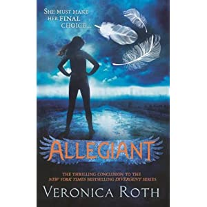 Allegiant: Book 3 in the Divergent Trilogy