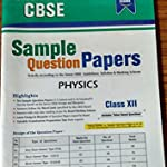 Class XII PHYSICS Oswaal CBSE Sample Question Papers
