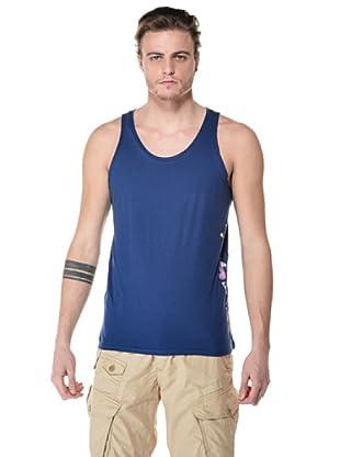 Diesel Camiseta Zaby (Azul)