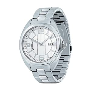 Morellato Analog White Dial Men's Watch - SO2I6005