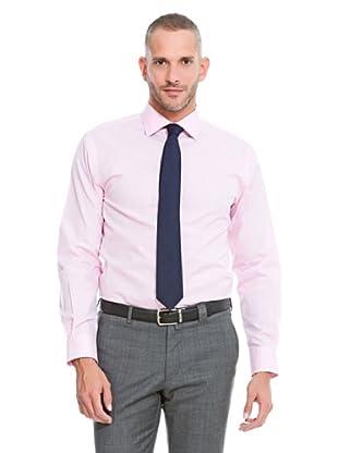 Pedro del Hierro Camisa Non Iron Vestir (Rosa)