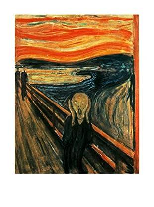 LegendArte  Wandbild Der Schrei von Edvard Munch