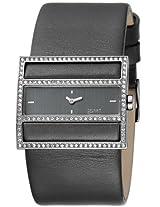 Esprit Analog Black Dial Women's Watch - ES103072001