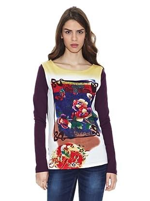 Peace & Love Camiseta Ko Mak (Multicolor)