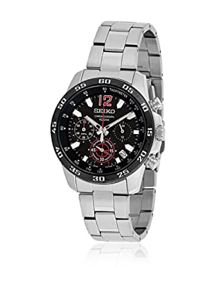 Seiko Reloj SSB129P1 Negro