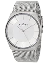 Skagen Havene Analog Silver Dial Men's Watch - SKW6067