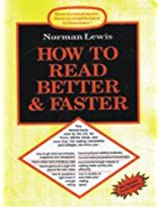 How to Read Better and Faster