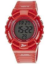 Titan Zoop Digital Grey Dial Children's Watch - C4040PP02