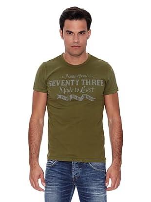 Pepe Jeans London Camiseta Mason (Verde)