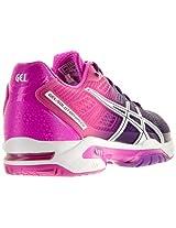 ASICS GEL-Solution Speed 2 Women's Purple/White/Hot Pink* [Apparel]