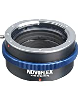 Novoflex Adapter MFT/NIK for all Nikon Lenses to Micro Four Thirds Camera Bodies - Manual Aperture Control Ring for Nikkor G-Series Lenses