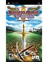 Dungeon Maker II: The Hidden War - Sony PSP