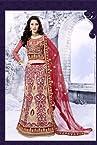 Designer Wedding Bridal Embroidered Lehenga Choli