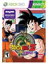 Dragon Ball Z Kinect (Xbox 360)
