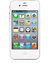 Apple iPhone 4S (White, 8GB)