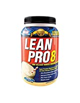 Labrada Nutrition Lean Pro 8 - 2.47 lbs (Vanilla Ice Cream)