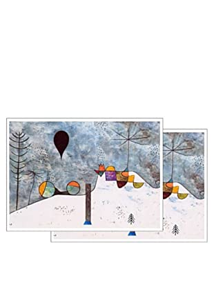 Nouvelles Images Winter 2-Pack Greeting Cards