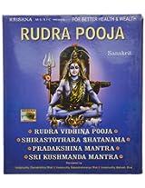 Rudra Pooja, Audio CD