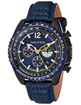 Nautica Sports Analog Blue Dial Men's Watch - NAI22507G