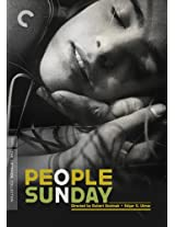 People on Sunday (The Criterion Collection)