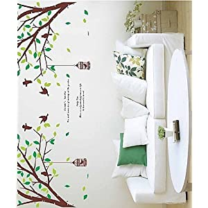 Rustic Wall Stickers/Poster AY205B