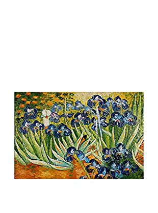 Arte Dal Mondo Ölgemälde auf Leinwand Van Gogh Iris