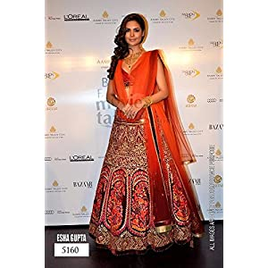 ESHA GUPTA BOLLYWOOD DESIGNER SUIT
