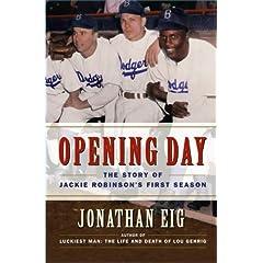 【クリックで詳細表示】Opening Day: The Story of Jackie Robinson's First Season [ハードカバー]