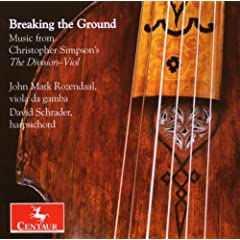 Breaking the Ground-Music from Christopher Simpson
