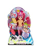 Moxie Girlz Magic Hair Cotton Candy Style Doll Avery By Mga