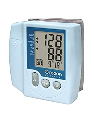 Oregon Scientific Tensiómetro automático BPW 120