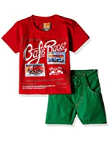 Little Kangaroos Boys' Clothing Set (Pack of 1)