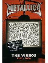 Metallica the Videos (1989 - 2004)