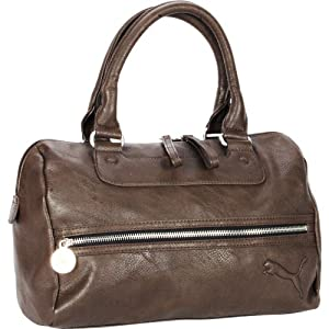 Puma Shoulder Bag - Chocolate Brown