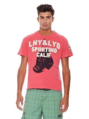 Lenny & Loyd Camiseta Fighter (Fresa)
