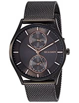 Skagen Holst Analog Grey Dial Men's Watch - SKW6180I