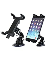360 Degree Rotating Car Windshield Suction Tablet Mount Holder Stand